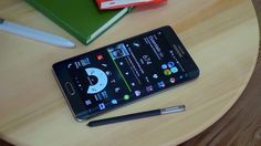 Samsung's Galaxy Note Edge slaps a sleek curved display atop an already-dense set of capabilities to create the world's most feature-packed smartphone. Galaxy Note, Smartphone, Android, Samsung, Tech, Notes, Report Cards, Notebook, Technology