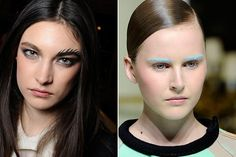 eyebrow fashion - Google Search