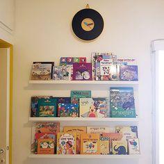 #kidsroom #kidsbooks and #ikea.  .  .  #mykidsdigs #ikeaatmine #kidsroomdecor #harriethare #lapinandme #oeufnyc #ellaandtheroo  #kidsroomdecomurah #ilovedeco #scandinavian #nordicstyle #homestyle #ombrebooks #bookish #bookstagram #shelfie #kidsroomdecor #instalivros #yareads #funko #funkopops #rainbowbooks #ombre #mylittlelibrary #sallyslittlelibrary #hygge    #Regram via @the.wall.whisperer