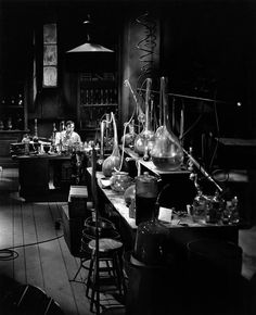 Jekyll and Hyde laboratory