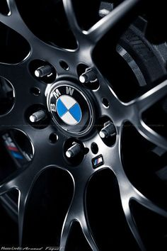 BMW M Black Wheels