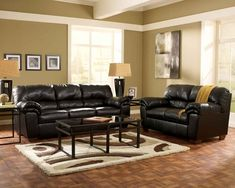 how to decorate around the black leather couch for the home pinterest black leather decorating and furniture inspiration