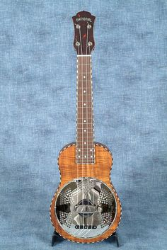 NATIONAL CUSTOM KOA CONCERT UKULELE