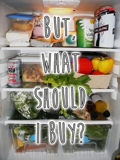 The Ultimate Healthy Food Shopping List