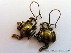 Custom Alice in Wonderland Disney Charm Bracelet and Jewelry