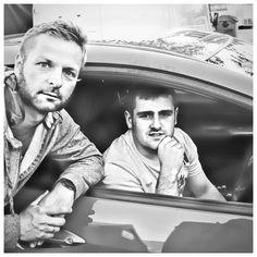 Me + Michael Dunlop at Isle of Man 2013