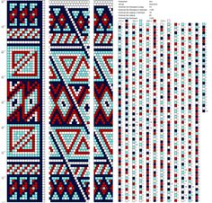 738 Besten Häkelketten Muster Bilder Auf Pinterest Bead Crochet