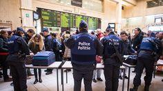 Brussels travel still paralyzed after terror attacks