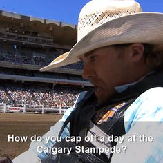 One ticket gets you a seat for both the excitement of the chuckwagons and the entertaining evening show. One Ticket, Calgary, Panama Hat, Canada, Entertaining, Places, Travel, Viajes, Destinations