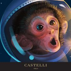 14th June - On this day: Albert II, becomes the first monkey in space by riding a V-2 rocket to an altitude of 134km 1949   (Source: Castelli 2018 corporate diary/2018 diaries feature facts every day)