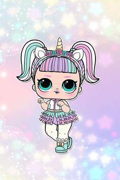 L O L Unicorn Lol Dolls Unicorn Doll Lol