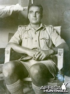 "Frank Maurice ""Bonny"" Allen (1906 - 2002). Big Game hunter & safari guide. Moved to Kenya in 1927. He began his African career as an assistant to Bror Blixen and Denys Finch Hatton. Reputation of Womanizer (Lothario) but discreet. Denied an affair with Beryl Markham or Ava Gardner (during filming a ""Mogambo"" movie)."