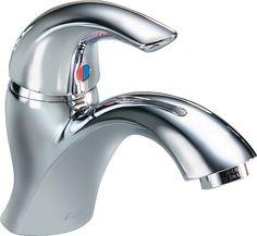 22T Series Single Handle Deck Mount Lavatory Faucet