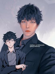 Cosplay Characters, Anime Characters, Fanarts Anime, Anime Manga, Cosplay Outfits, Cosplay Costumes, Levi Cosplay, Anime Cosplay Makeup, Poster Anime