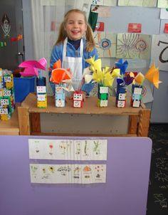 bloemenwinkel Petite Section, Shop Till You Drop, Classroom Environment, School Themes, Dramatic Play, Fauna, Montessori, Flower Power, Preschool