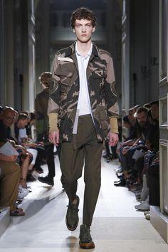 Valentino menswear collection Spring/Summer 2017