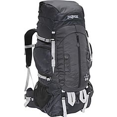 """Great backpacking pack from JanSport. Snag one and grab a Eurail ticket."" - The day when I need one of these is getting closer all the time."