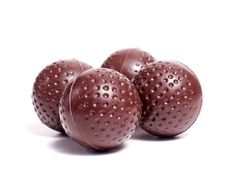 Box of 6 Chocolate Golf Balls. These Chocolate Golf Balls make a perfect gift for anyone with a passion for the game. Available in the finest milk, dark or white chocolate.
