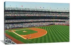 Yankee Stadium, Bronx, NY. Home of THE New York Yankees