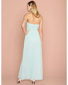 Le Château: Bridesmaid Dresses Formal Gowns, Our Wedding, Strapless Dress, Bridesmaid Dresses, Boutique, Stylish, Chic, How To Wear, Shopping