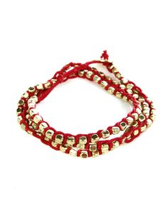 Corded Friendship Bracelets - Jewelry - Accessories