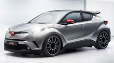 Un Toyota C-HR más deportivo podría llegar en un futuro - http://www.actualidadmotor.com/toyota-c-hr-mas-deportivo-podria-llegar-futuro/
