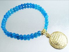 DISCOUNT 75% ISLAMIC  BRACELET Coloful by SoophieAccessory on Etsy