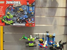 Pin for Later: These Are the 20 Toys Introduced at Toy Fair That We're Most Excited For Lego Juniors Batman and Superman vs. Lex Luthor