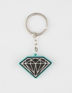 Tilly's DIAMOND SUPPLY CO. Rubber Keychain Found on my new favorite app Dote Shopping #DoteApp #Shopping