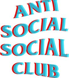 Anti Social Club iPhone 6 Wallpaper Backgrounds