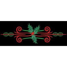 CHRISTMAS BORDER 4