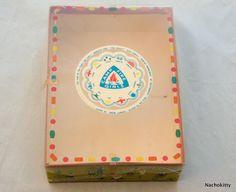 1940s Campfire Girls Candy Box