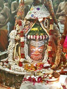 #Bhasma #Aarti pic of Shree #Mahakal #Ujjain - Jan. 01, 2017  Wishing everyone a #happynewyear  #god #shiv #shiva #shihay #bholenath #mahadev #mahakaleshwar #jaibholenath #jaimahakal #om #omnamahshivay #harharmahadev #ujjaini #mptourism #madhyapradesh  Follow our FB page: www.facebook.com/ujjaintravel