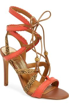 Dolce Vita 'Haven' Lace-Up Sandal (Women) available at #Nordstrom