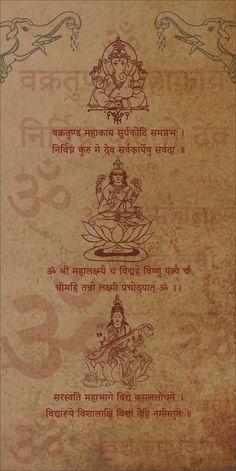 Lord Ganesha, Devi Laxmi and devi saraswati