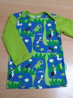 LanaLotta: Kikkers in het groen