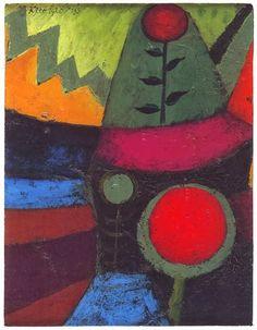 Three Flowers (1920)