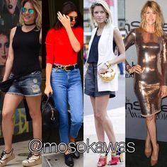 Mosokawas Look: Fashion Trends We Love! Photos: 1- Regram @giollioficial; 2- @kendalljenner; 3- @helenabordon; 4- @lauradern wearing @tomford #style #fashion #instafashion #fashiongram  #instastyle #maxivest #fashionista #hairstyle #infashion #instyle  #instalook #accessories #glow  #love #shoes #pinterest #mosokawas #lookoftheday #outfit #ootd #trends #lauradern #tomford #disco #helenabordon #kendalljenner #vintagelevis #momjeans #giolli #luizabarcelos