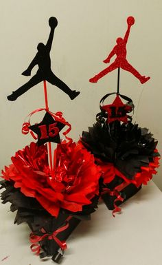 chicago themed centerpieces - Google Search