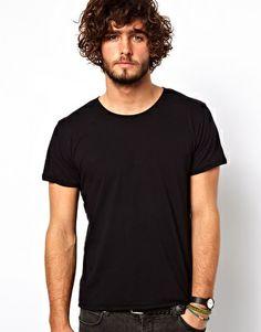 Image 1 ofNudie T-Shirt Crew Neck Basic