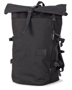 Nanamica Cycling Pack in Black   Roden Gray