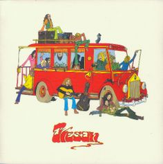 RESAN swedish prog rock band album cover 1973