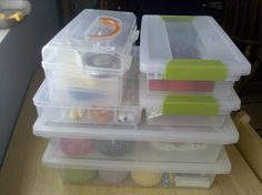 Muffin Tin Mom: Muffin Tin Meal Supplies - Storage and Organization