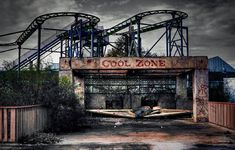 20 Haunting Images of Abandoned Amusement Parks