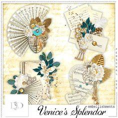 Venice's Splendor Collection - Cliquez sur l'image pour la fermer