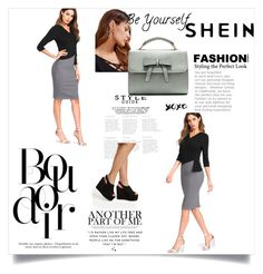 """""""shein 1"""" by samabasic ❤ liked on Polyvore"""