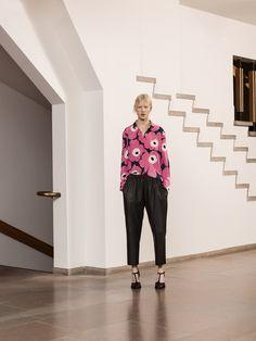 Marimekko - Ready-to-Wear A/W 2015, Helsinki