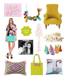 Mixed Bag featuring our Langazela Cushion www.safarifusion.com.au from Eat Drink Chic