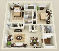 Apartment Layout, Two Bedroom Apartment 2 Bedroom Apartments In Brooklyn 2  Bedroom Apartments