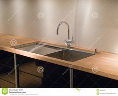 Kitchen:Details Of Modern Kitchen Sink With Tap Faucet Stock Photography Modern Gooseneck Kitchen Faucets Ultra Modern Kitchen Faucet Design...